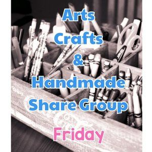 9/24 ARTS, CRAFTS AND HANDMADE SHARE GROUP
